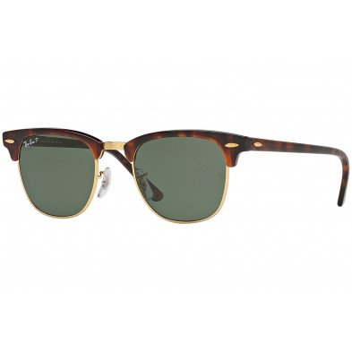 Ray Ban RB3016 Clubmaster Polarized